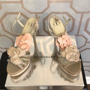 Kelsi Dagger Sandals- Never Worn